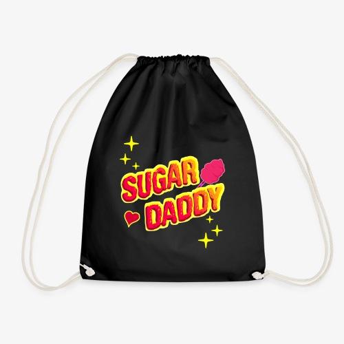 Sugar Daddy - Lustige Geschenkidee - Turnbeutel