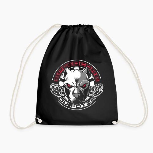 Speedcore Du F*tze - Drawstring Bag