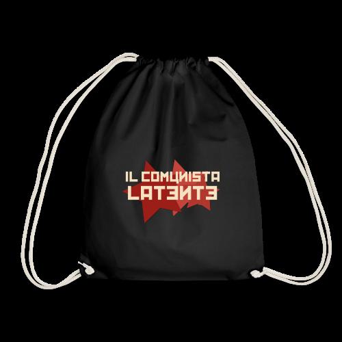 #IlComunistaLatente Logo Ufficiale - Sacca sportiva