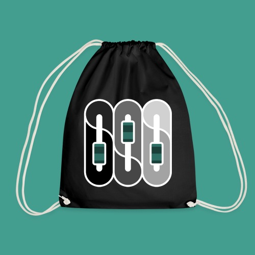 Silverman Sound Studios Logo - Drawstring Bag