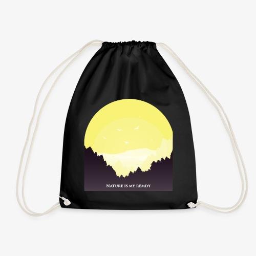 natureismyremedy - Drawstring Bag