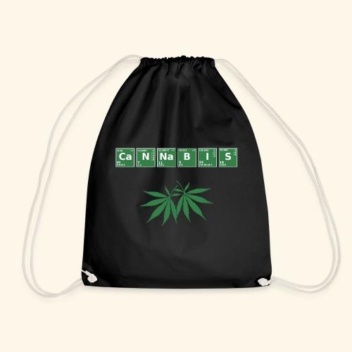 Cannabis Elemente Weed 420 - Turnbeutel