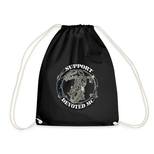 T-Shirt DEVOTEDMC SUPPORTSHOP10007 - Gymbag