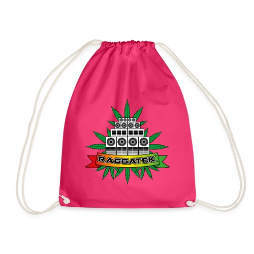 Raggatek Sound System - Drawstring Bag