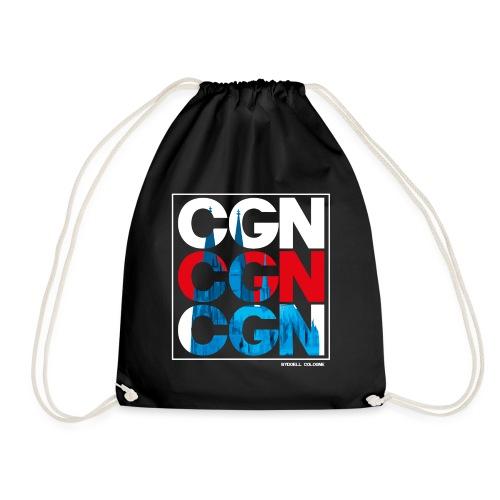 CGN x3 - Turnbeutel