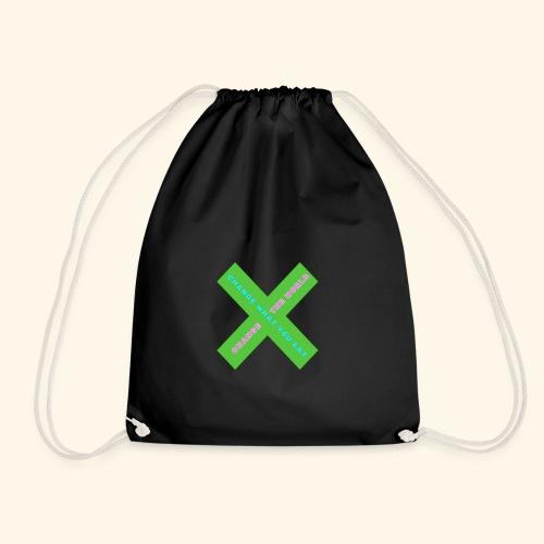 Vegan Day Tshirt - Drawstring Bag
