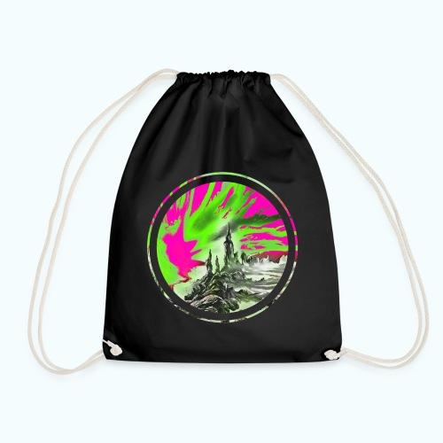 Fantasy world - Drawstring Bag