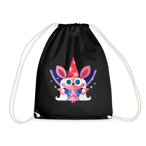 Jessica The Sage - Drawstring Bag