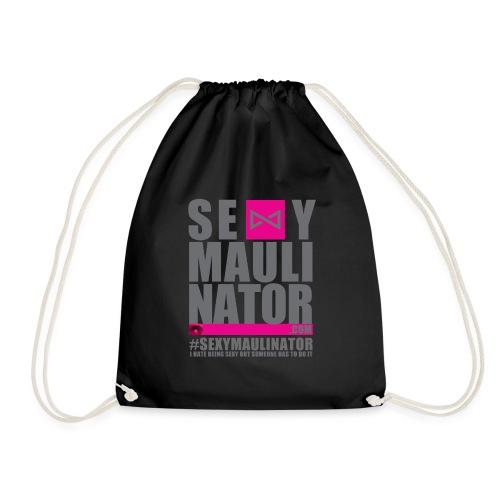 #sexymaulinator - Turnbeutel