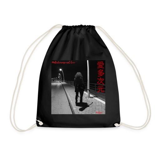 Multidimensional Love Cover - Drawstring Bag