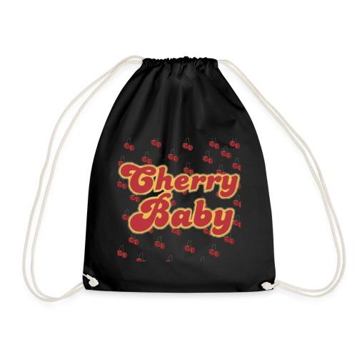 Cherry Baby - Turnbeutel