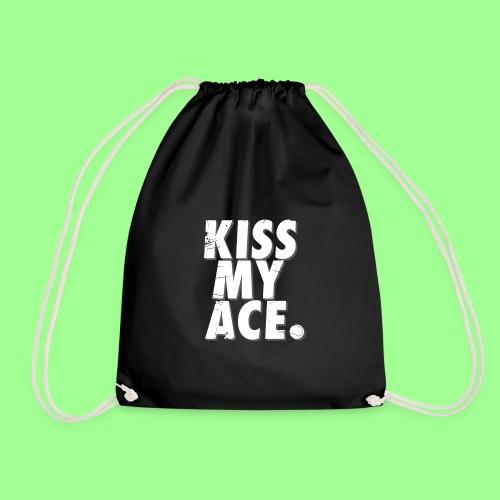 KISS MY ACE - Worek gimnastyczny