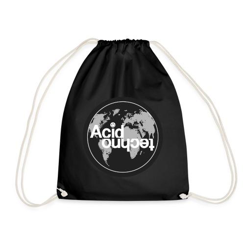 acid world clear - Worek gimnastyczny