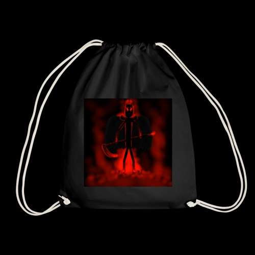 Corrupted Nightcrawler - Drawstring Bag