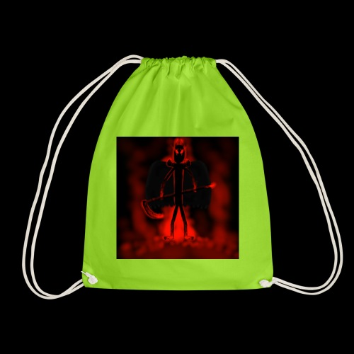 Corrupted Nightcrawler - Drawstring Bag