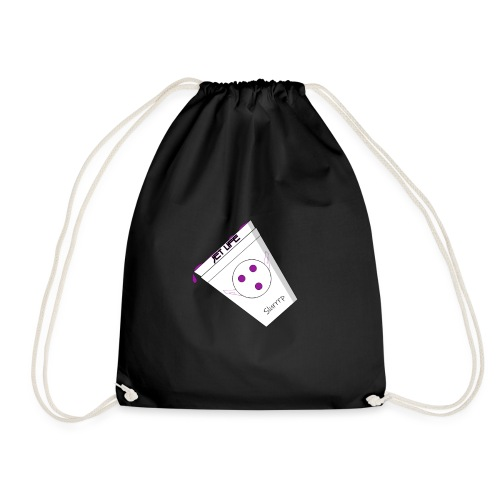 Lean Cup - Drawstring Bag