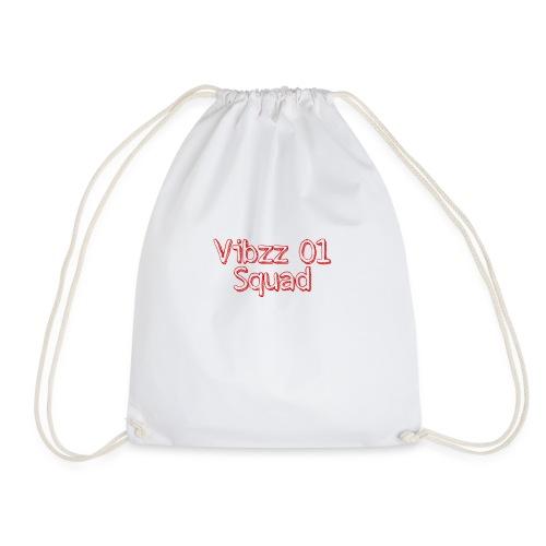 vibzz 01 squad - Turnbeutel