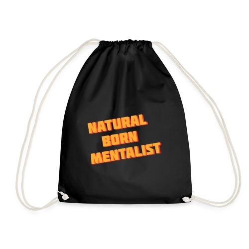 natural born mentalist - Turnbeutel