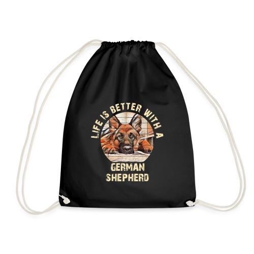German Shepherd - Gymtas