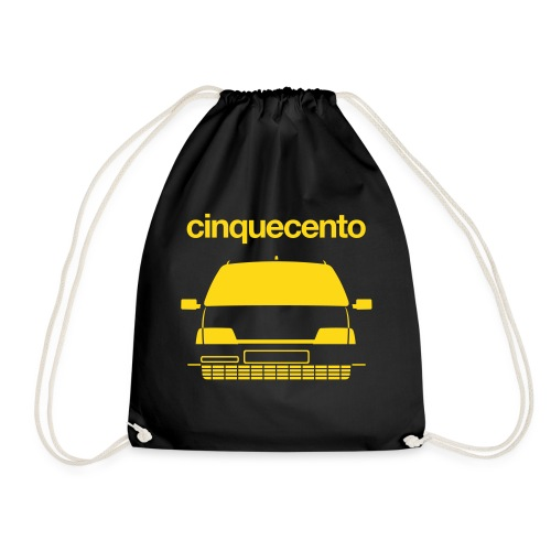 Cinquecento 001 - Drawstring Bag