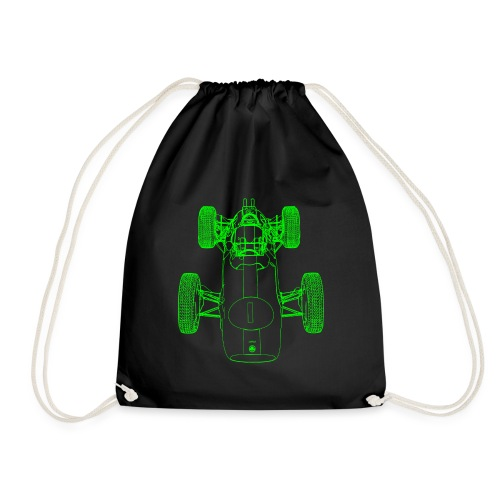 Formula Racing - Drawstring Bag