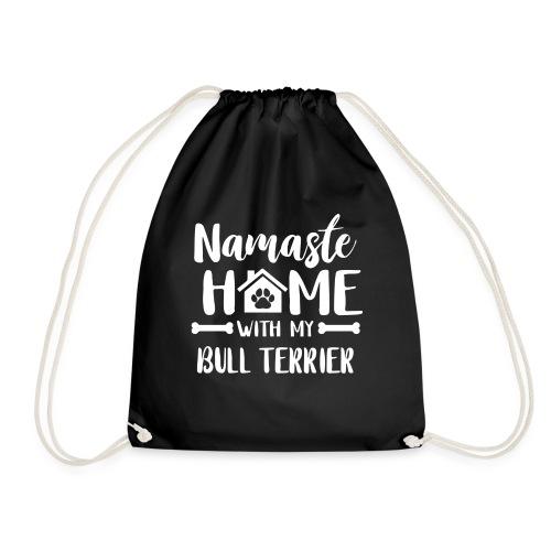 Namaste Home bullterrier - Turnbeutel