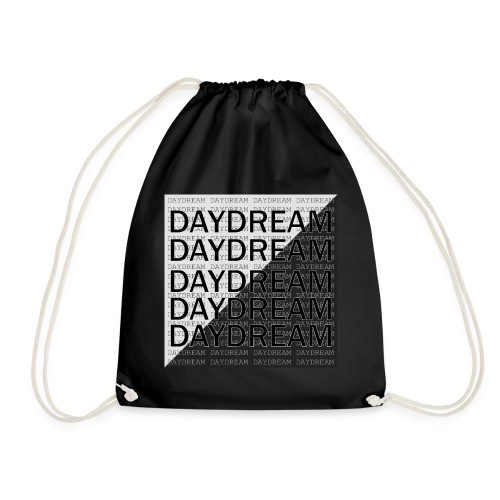 DAYDREAM Glitch - Turnbeutel