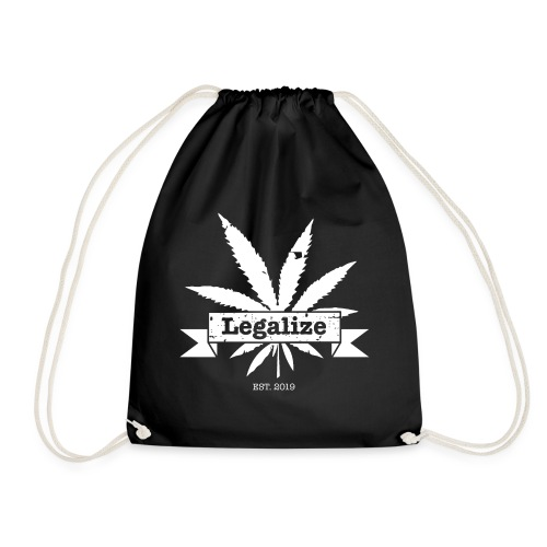 Legalize - Turnbeutel