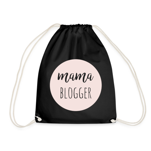 mama Blogger - Turnbeutel