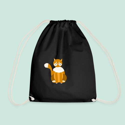 Kitty cat - Drawstring Bag