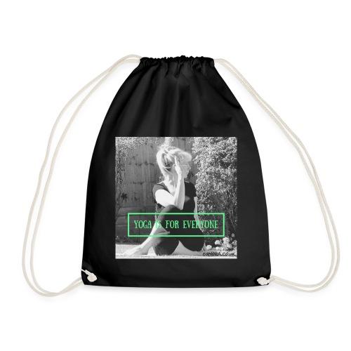 YOGA IS FOR EVERYONE - Drawstring Bag