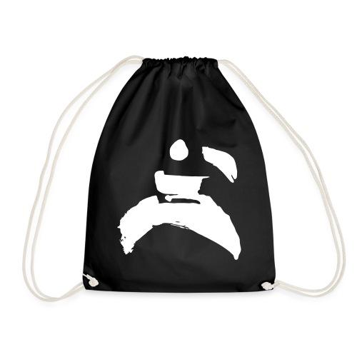 kung fu - Drawstring Bag