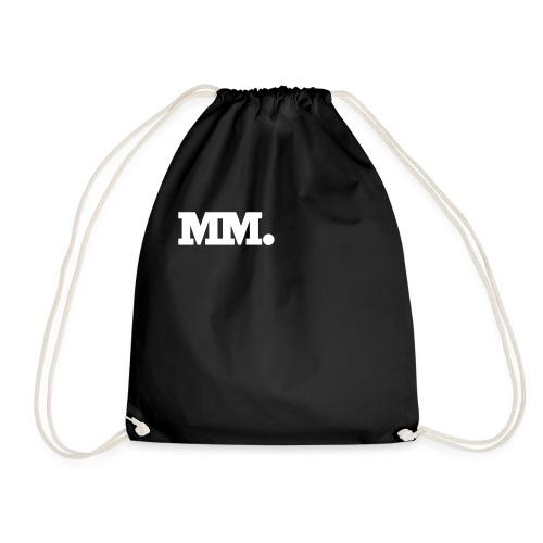 mm logo - Turnbeutel