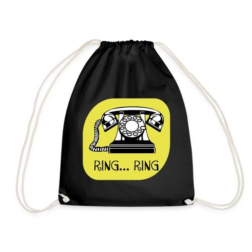 ring ring telefoon - Gymtas