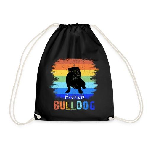 Französische Bulldogge - French Bulldog - T-Shirt - Turnbeutel