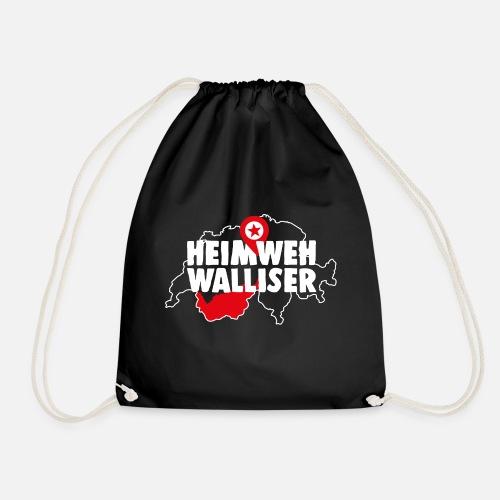 HEIMWEH WALLISER - Turnbeutel