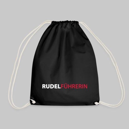 Rudelführerin - Turnbeutel