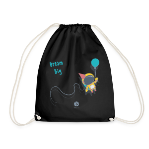 Space Party - Drawstring Bag