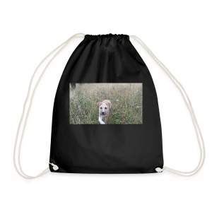 love walks - Drawstring Bag