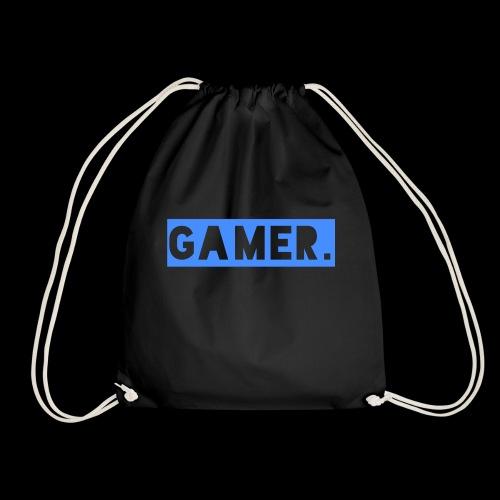 gamer - Turnbeutel