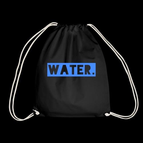 Water - Turnbeutel