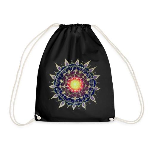 SoulArt-Mandala Neues Leben - Turnbeutel