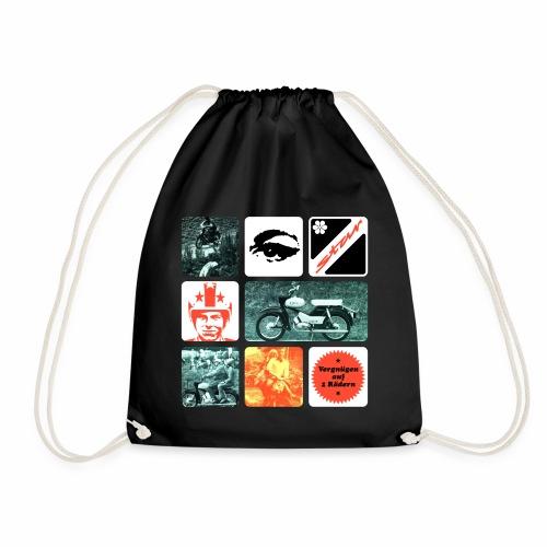 Simson Star Moped - Drawstring Bag