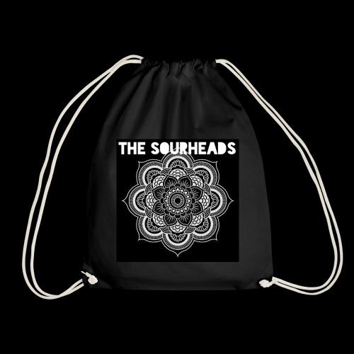 The Sourheads Mandala - Drawstring Bag