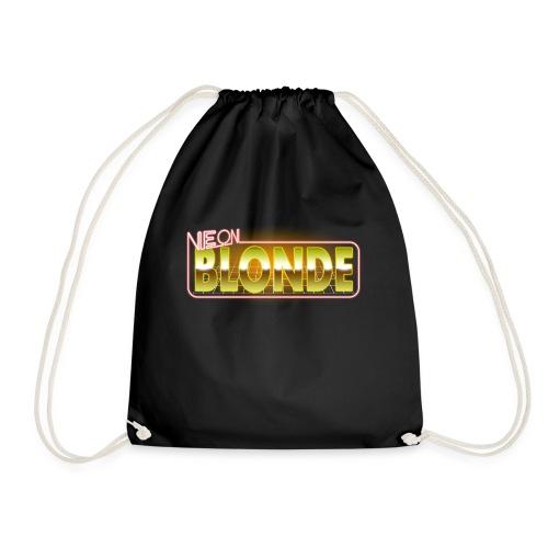 NB Logo - Drawstring Bag