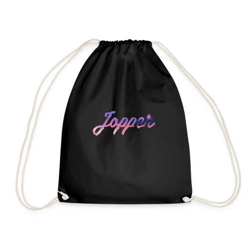 Paint logo jopper - Gymtas