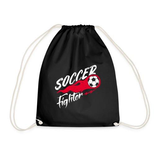 Soccer Fighter - Fußball Kämpfer - Turnbeutel