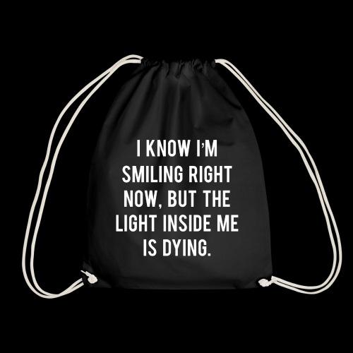 Dying Light 2 White - Drawstring Bag
