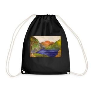 flo 1 - Drawstring Bag