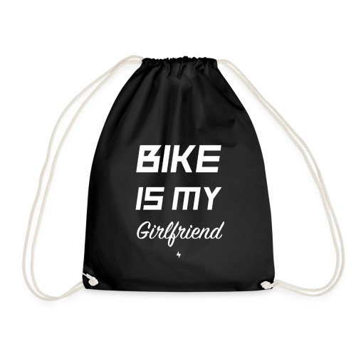 BIKE IS MY GIRLFRIEND - Turnbeutel